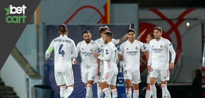 فوتبال لیگ اسپانیا ( رئال مادرید - رئال بتیس )