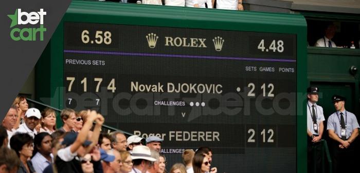 آموزش شرط بندی تنیس