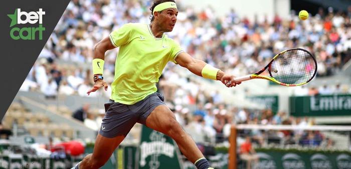 آموزش شرط بند تنیس