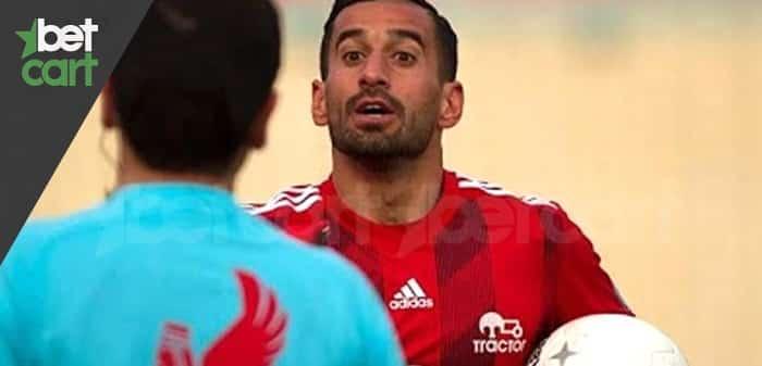 فوتبال لیگ قهرمانان آسیا ( الشارجه - تراکتور )