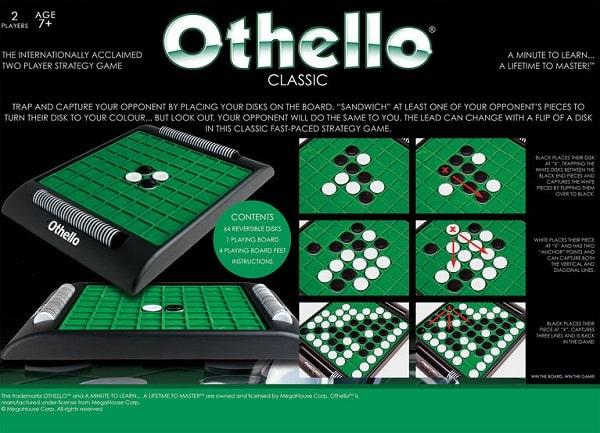 آموزش بازی اتللو از 0 تا 100